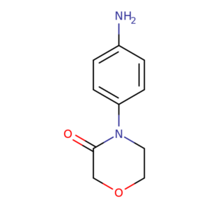 4-(4-Aminophenyl)morpholin-3-one CAS 438056-69-0