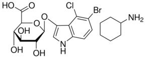 X-glucuronide CHA salt, X-GlcA CAS 114162-64-0 in India