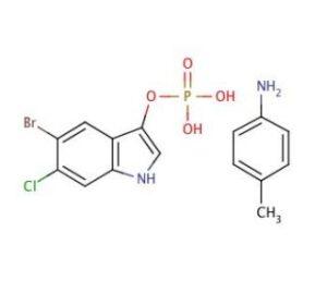 5-Bromo-6-chloro-3-indolylphosphate –p-toluidine CAS 6769-80-8